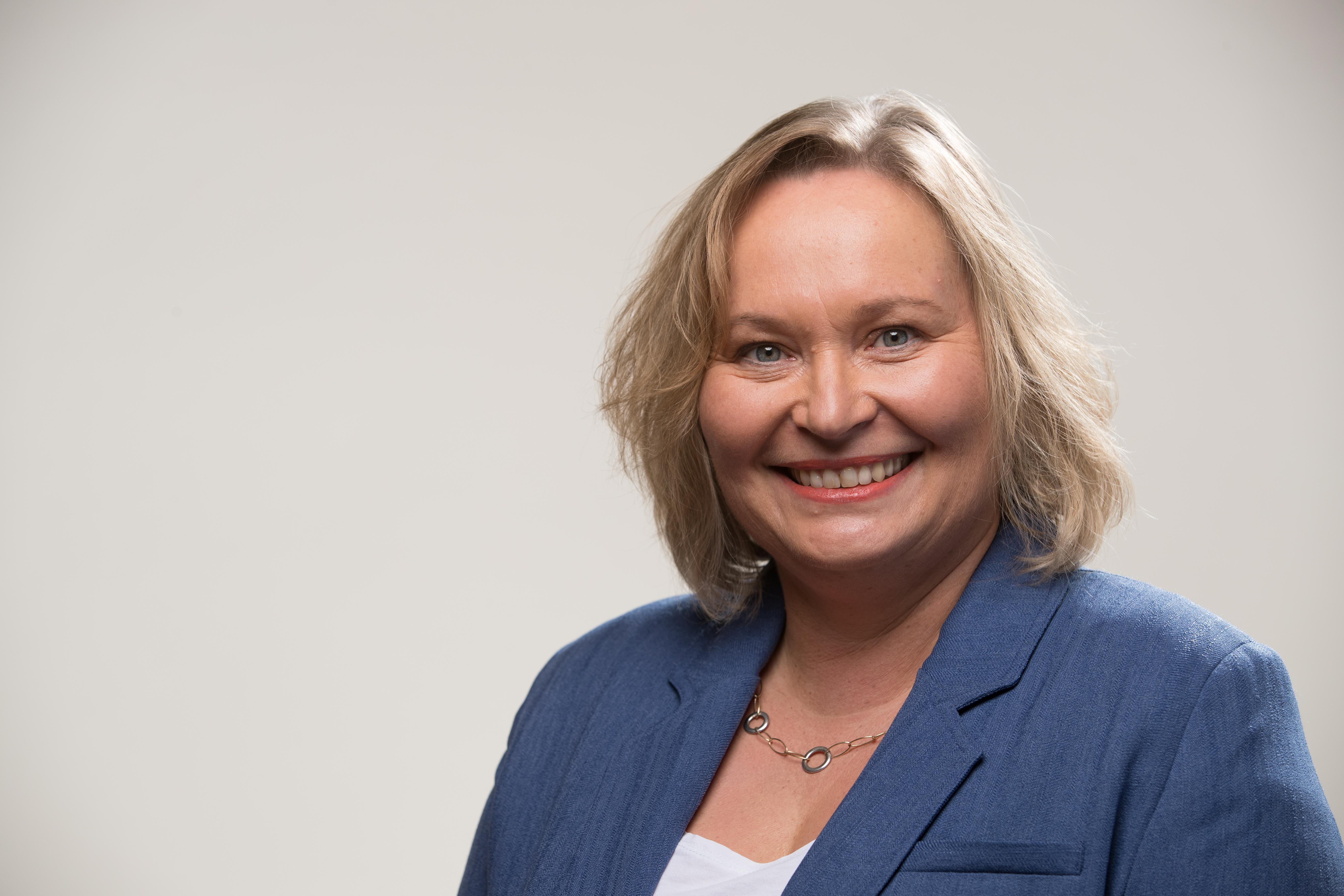 Bürgermeisterin Beate Nielsen